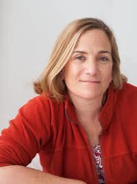 Tracy Chevalier, a speaker in the fall 2019 edition of Arts & Letters Live at the Dallas Museum of Art.(Nina Subin)