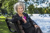 Margaret Atwood, who will be featured in the fall 2019 edition of Arts & Letters Live at the Dallas Museum of Art.(Liam Sharp)