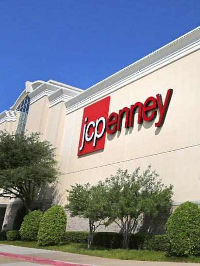J C  Penney's top executive over stores and supply chain leaves