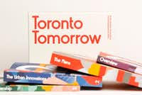 <i>Toronto Tomorrow: A New Approach for Inclusive Growth from Sidewalk Labs</i>(Vernon Bryant/Staff Photographer)