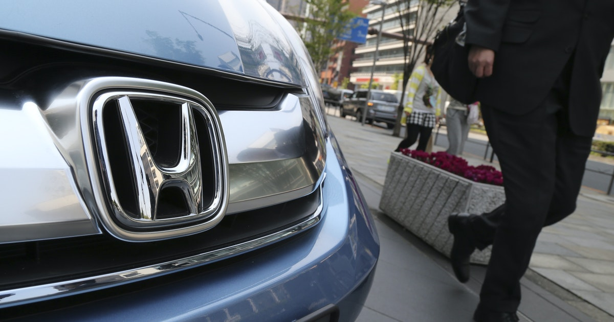 Heard on the street: Is Honda eyeing a move to North Texas?...