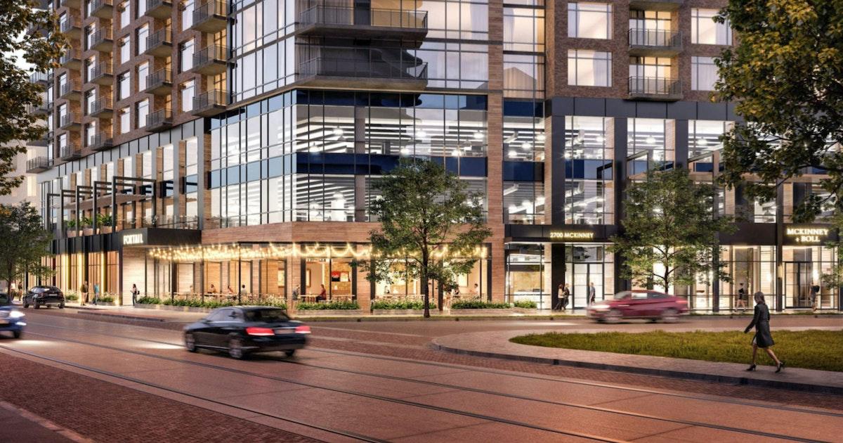 Austin developer plans Uptown Dallas tower...