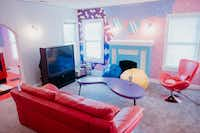 The Slater is a '90s-themed Airbnb that recently opened in Lower Greenville. SLATERSINGER(Nicholas Leitzinger)