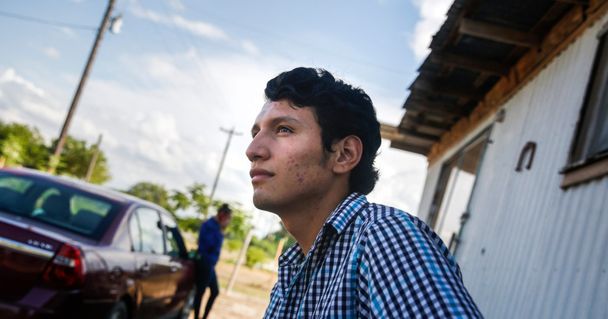 U.S. citizen's detention is a reminder that mixed-status families can feel trapped along the...