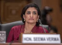 <p>Seema Verma is administrator of the Centers for Medicare &amp; Medicaid Services.&nbsp;A CMS spokesman said that the agency is in regular communication with Texas officials to ensure that services for Medicaid patients improve. But&nbsp;advocates around the nation say they're seeing little evidence that CMS is providing oversight and accountability.</p>(Tribune News Service)