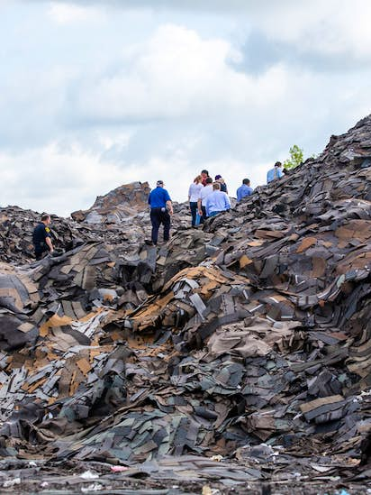Dallas County wants Texas to do something about Shingle Mountain and