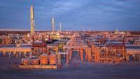 EnLink Midstream's natural gas processing plant in Kingfisher, Okla.(EnLink Midstream)