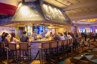 The Oyster Bar at Palace Station is a culinary beacon for locals and visitors alike. (Michael Hiller/Special Contributor)