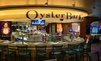 The Oyster Bar at Harrah's Las Vegas may not enjoy the fame of others in town, but it's the city's best.(Michael Hiller/Special Contributor)