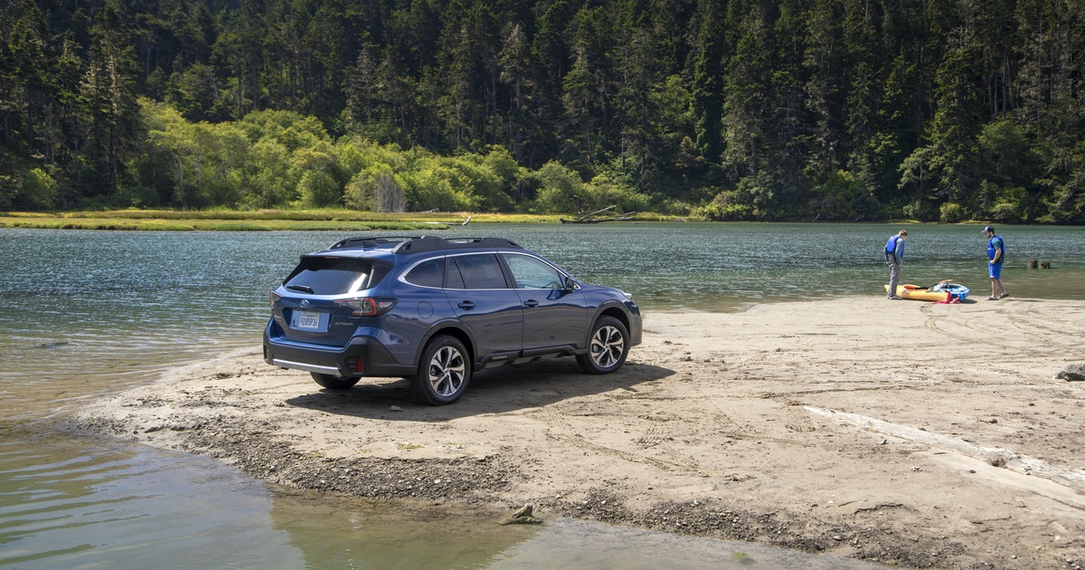 The 2020 Subaru Outback is a family hauling staple, even after six generations...