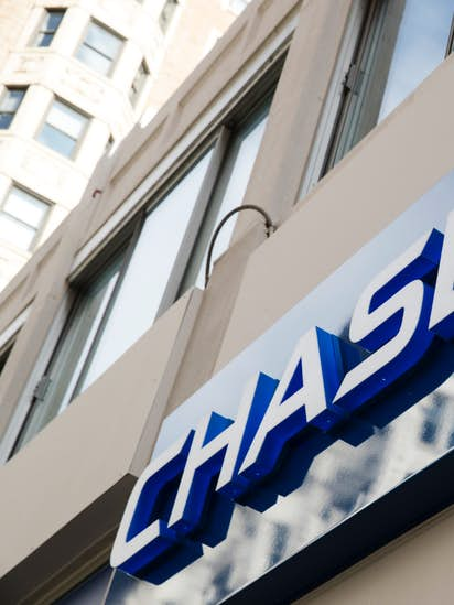 Chase Bank tells Canadian customers that it's canceling their debt