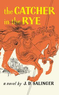 The beloved novel <i>The Catcher in the Rye</i> is among the titles that will be made available as e-books starting Aug. 13.(Little, Brown and Co.&nbsp;/The Associated Press)