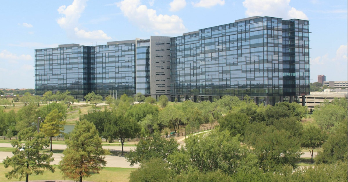 Pioneer Natural Resources' new Irving headquarters headed for fall opening...