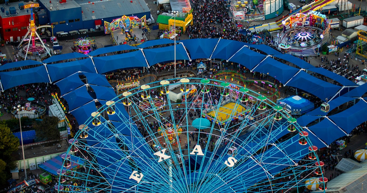 Check out the State Fair of Texas' 10 celebrity foods in the 2019 Big Tex Choice Awards...