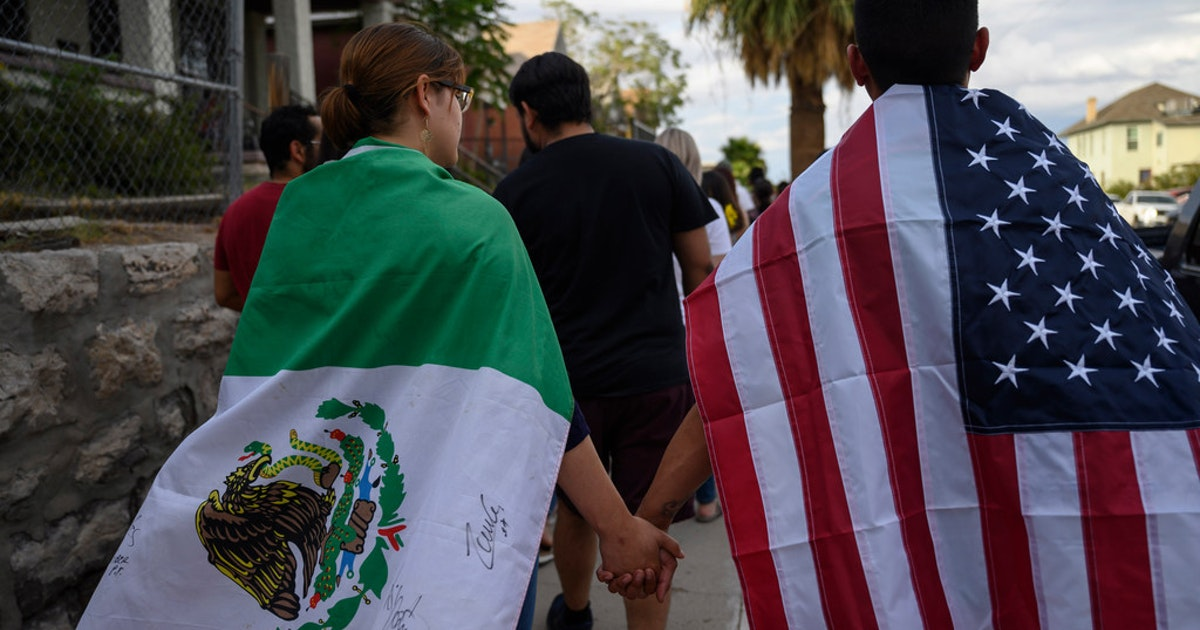 Americans in Mexico watch uneasily as anti-Mexican rhetoric shows its face in the U.S....