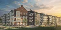<p>The Margo Apartments will be the third phase of The Canals at Grand Park development.</p>(StreetLights Residenital)