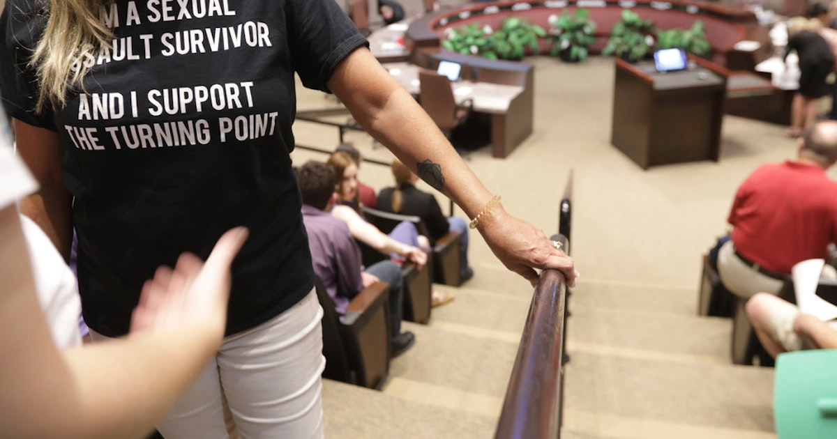 Here's the real reason that Plano's Turning Point rape crisis center should be in the news...