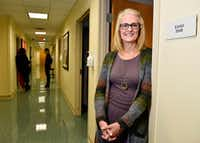 Wendy Hanna, executive director of The Turning Point rape crisis center.(Ben Torres/Special Contributor)