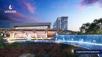 """<p>The&nbsp;<span style=""""font-size: 1em; background-color: transparent;"""">Legends Resort &amp; Casino Arkansas will be one of the first full-service casinos in the state. Proposed amenities include 1,200 slot machines, a 200-room luxury hotel and an outdoor water park.</span></p>(Courtesy of Legends Hospitality)"""
