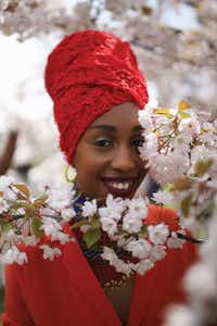 Dallas-born singer Jazzmeia Horn's first album, <i>A Social Call</i>, was nominated for a Grammy. Her second album is titled<i> Love and Liberation</i>.&nbsp;(Emmanuel Afolabi/Concord Records)