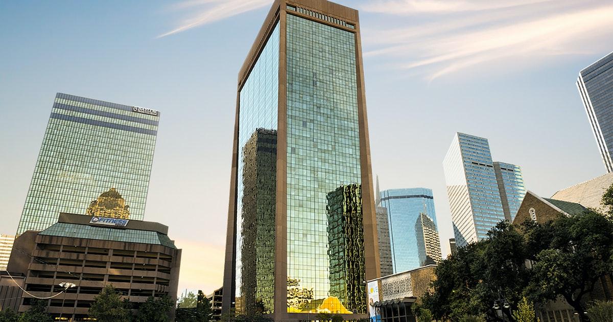 Dallas skyscraper owner raided by FBI...