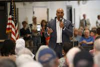 """<p>Rep. Colin Allred, D-Dallas, disagrees with the decriminalization plan, saying that """"<span style=""""font-size: 1em; background-color: transparent;"""">people coming to the U.S. should do so legally and responsibly.&nbsp;</span></p>(Brian Elledge/Staff Photographer)"""