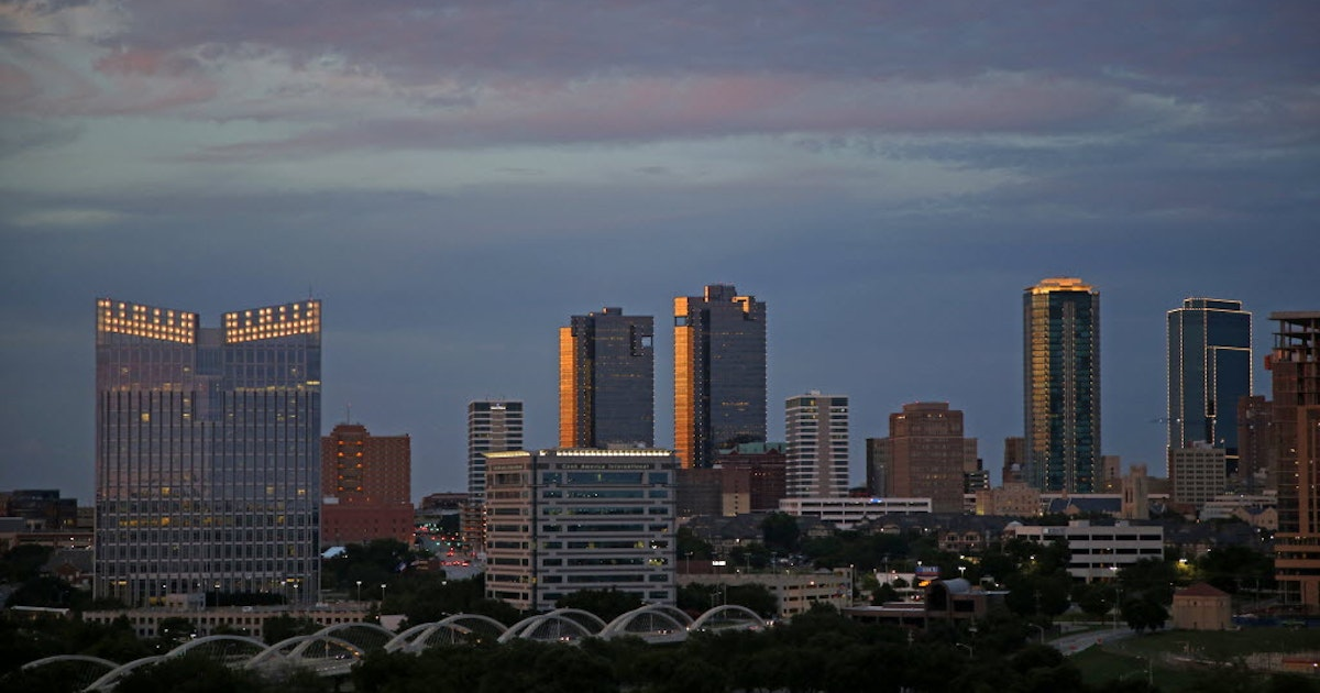 Fort Worth's economic challenge: How to keep up with Dallas-Plano-Irving?...