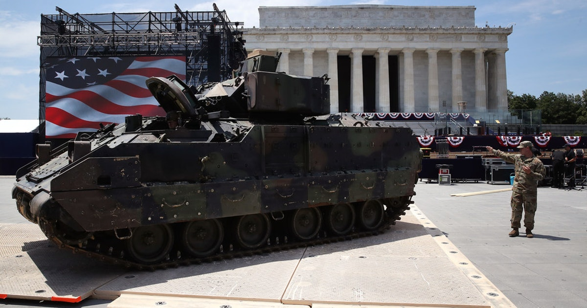 Fort Worth defense contractor charged with felony for using cheap, substandard parts for U.S. tanks,...