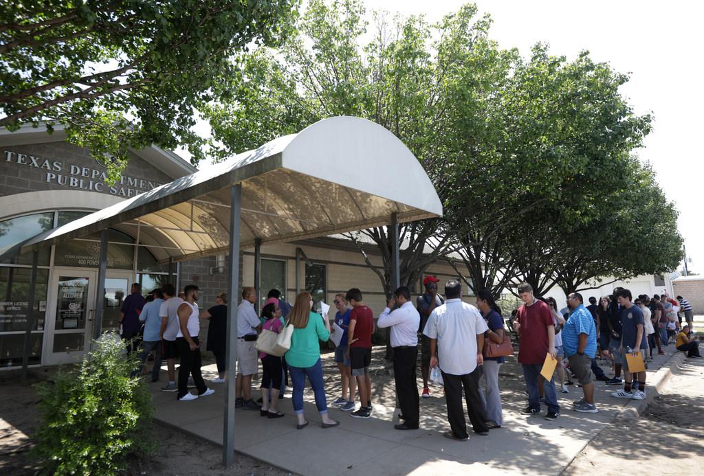 DPS 'mega centers' keep drivers waiting despite extra