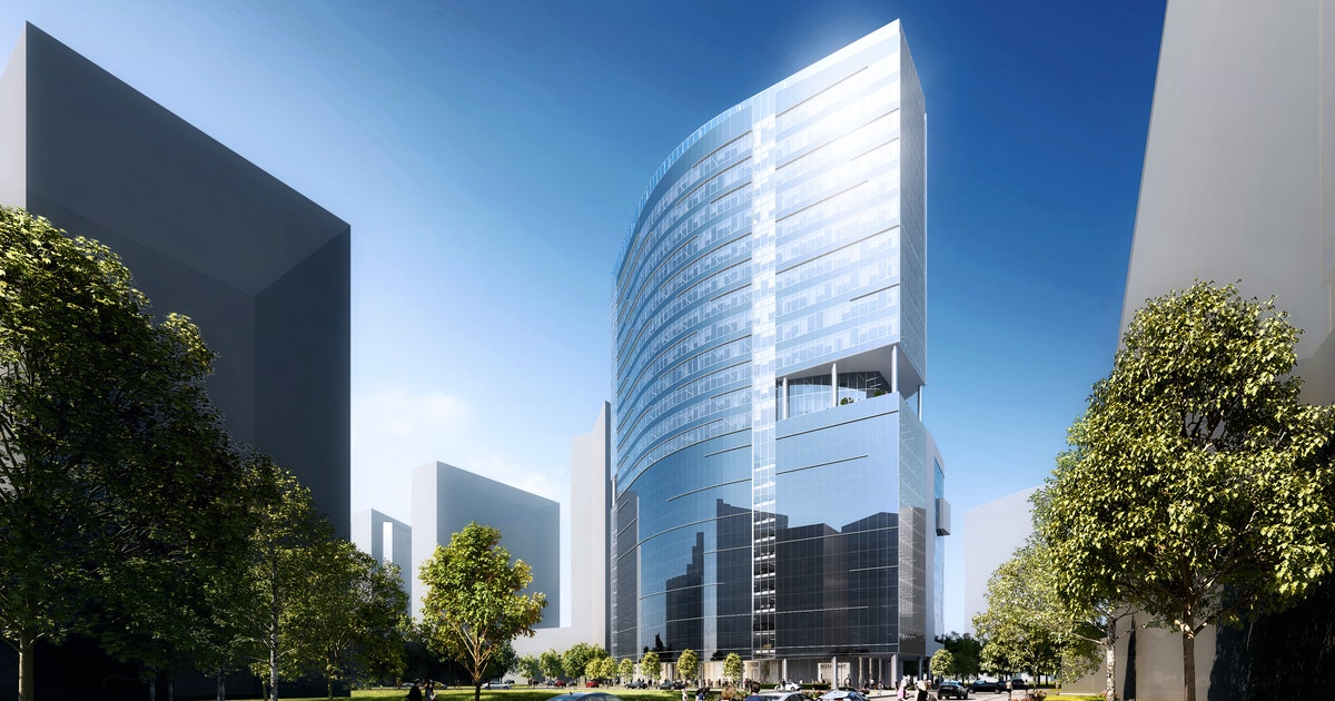 Uptown Dallas tower project lands $128.3 million in funding...
