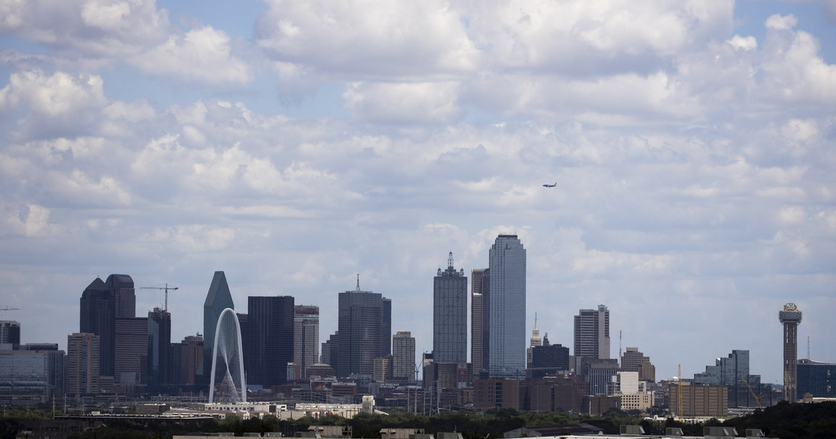 Here's when Dallas-Fort Worth could finally get some relief from the heat...