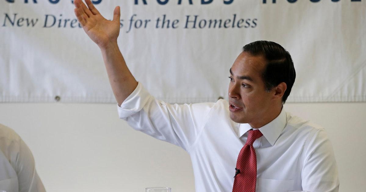 Julián Castro qualifies for Democratic presidential debate in Houston...
