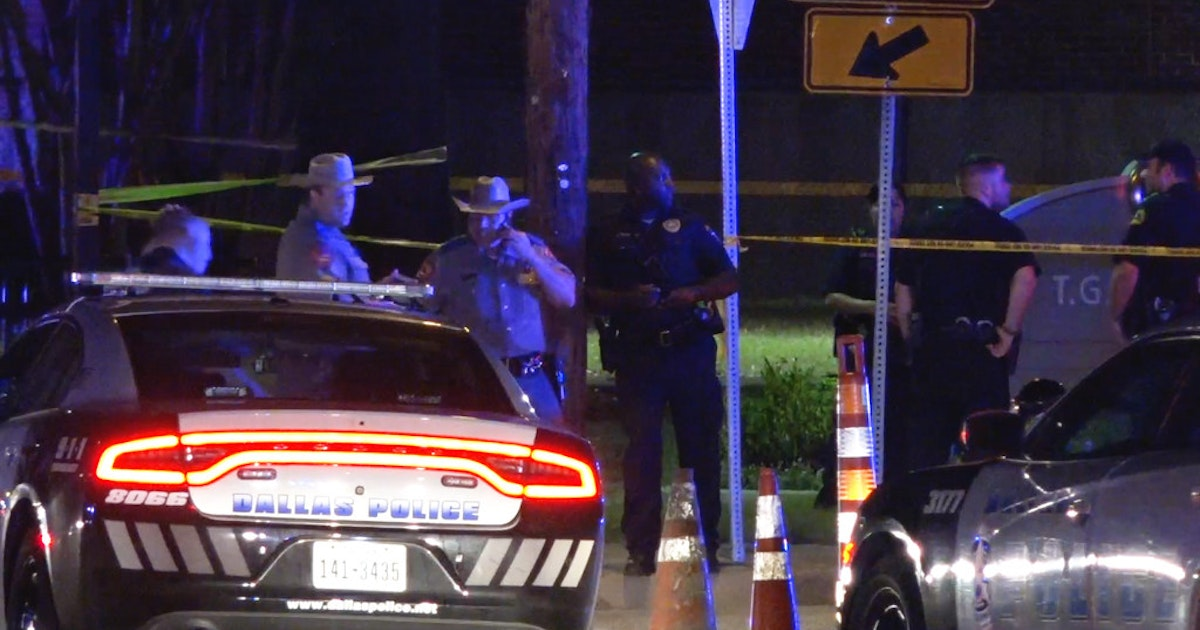 Dallas police and state troopers must lift the cone of silence about South Dallas shooting...