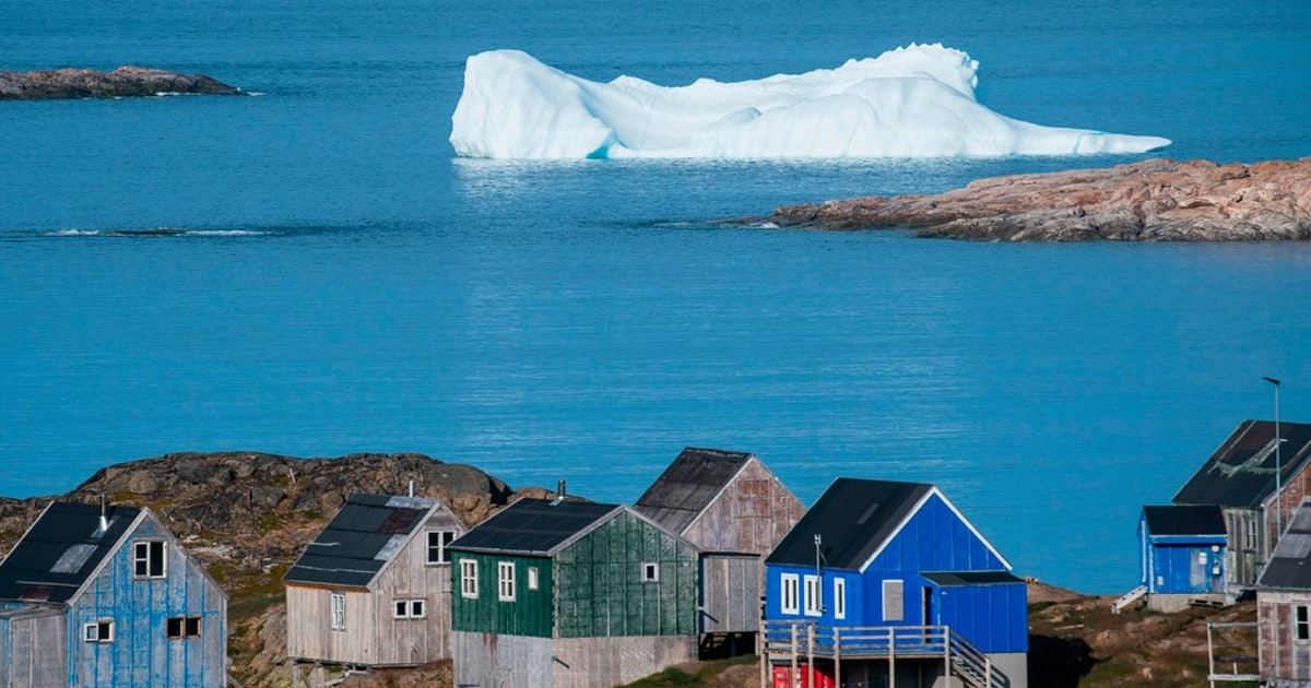 Letters — Greenland's ice, 'Chosen One,' genetic testing of immigrants, banning automatic...