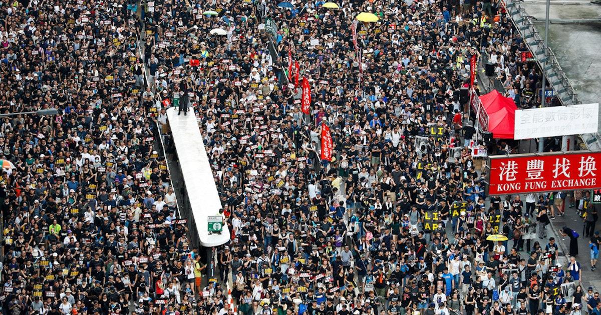 Why Congress Should Pass the Hong Kong Human Rights and Democracy Act...
