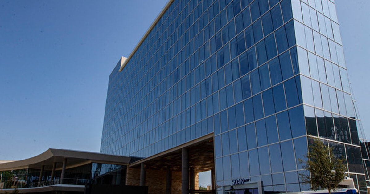 'A resort in the middle of Arlington': Live! by Loews Hotel is ready for its debut...