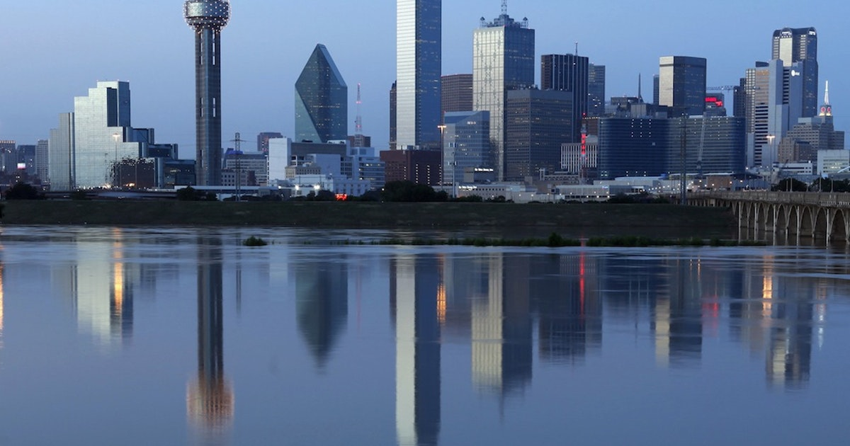 Everything you've ever wanted to know about Dallas real estate history in one book...