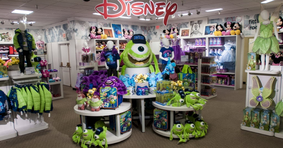 How will Target's new Disney shops compare with J.C. Penney's...