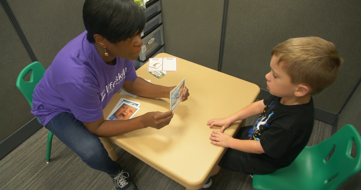Life Skills Autism Academy opening in Plano plans to provide one-on-one therapy...