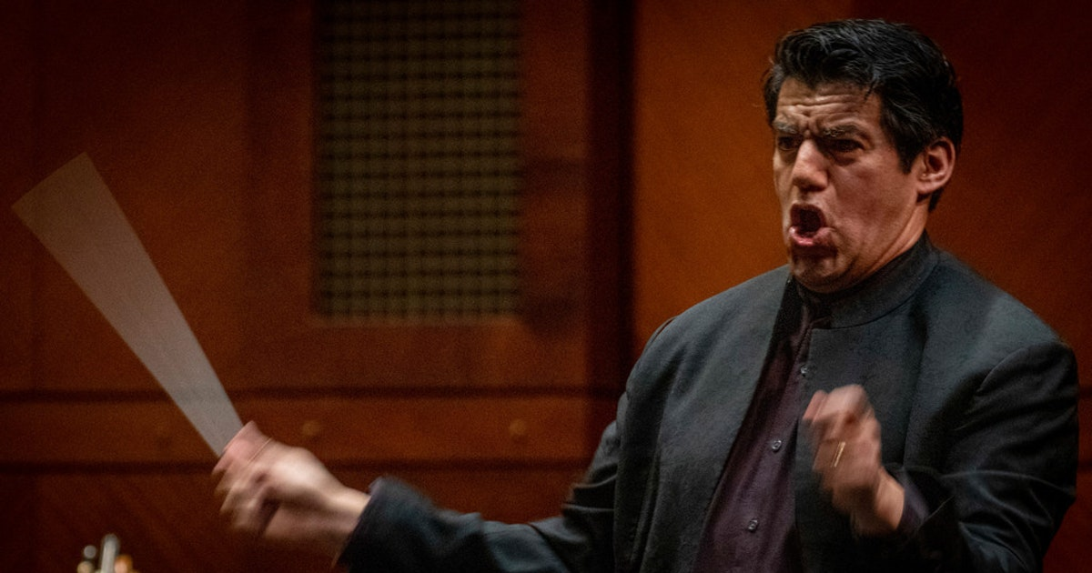 Harth-Bedoya set to open final season at the helm of Fort Worth symphony...