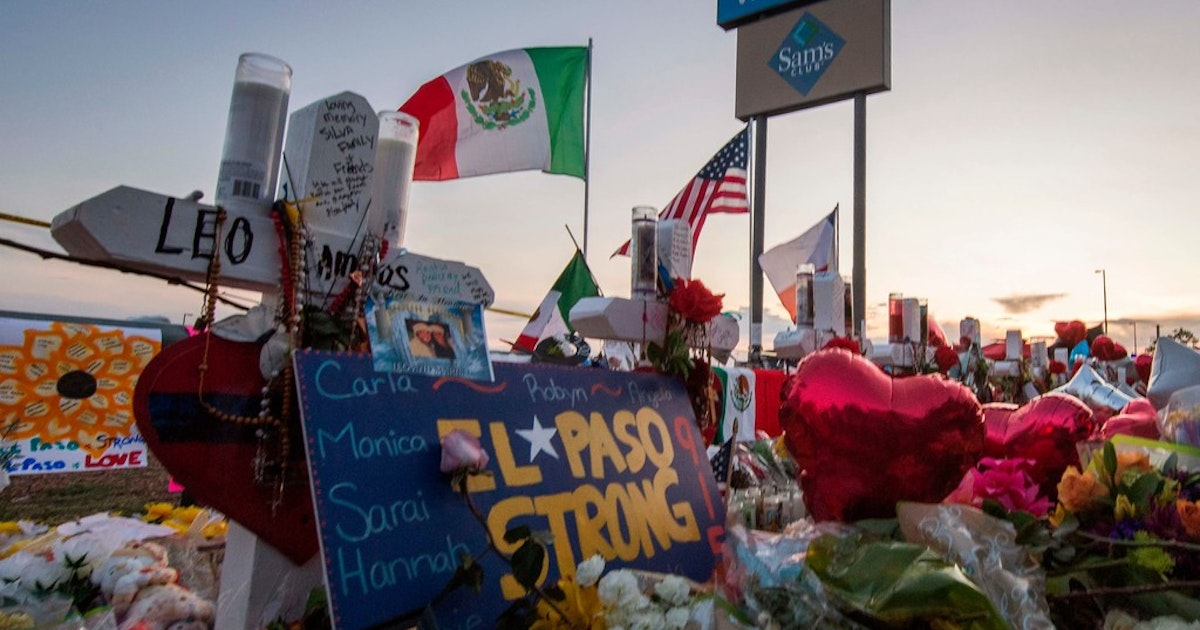 Report: El Paso shooting suspect said he got his AK-47 from Romania, ammo from Russia...