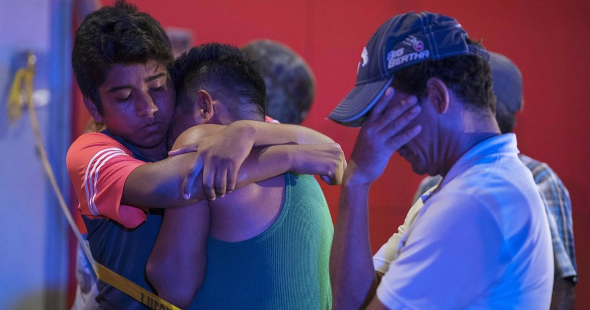 23 killed in attack on bar in southern Mexico...