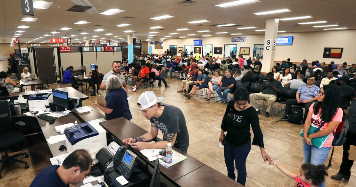 Pressure mounts to fix DPS 'mega centers,' but will extra $200M ease Texas drivers' pain?...