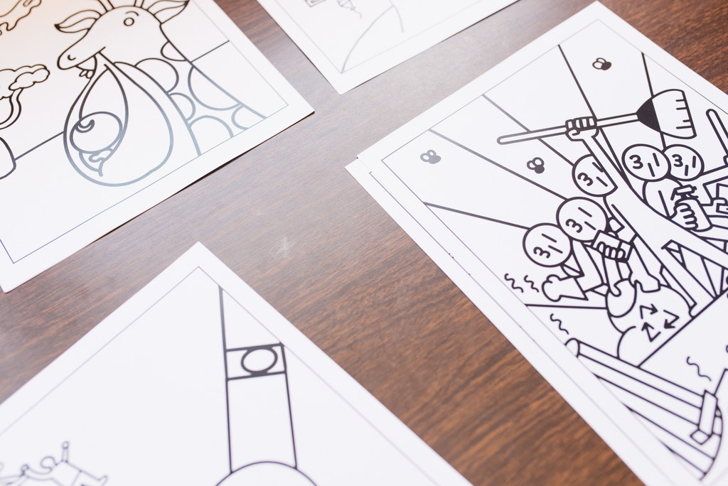 Dallas Estudiantes Diseñan Un Libro De Colores Para