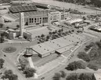 And Fair Park as seen from the sky in 1954. In other words: Change often happens at Fair Park. (File photo)