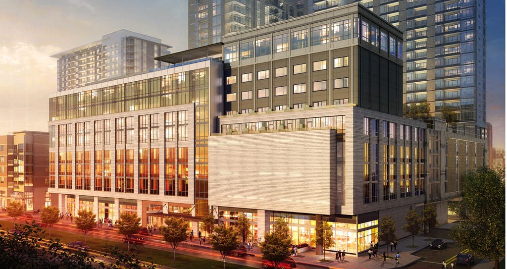 new hilton canopy hotel to open in uptown next year business dallas news - Open Canopy 2015