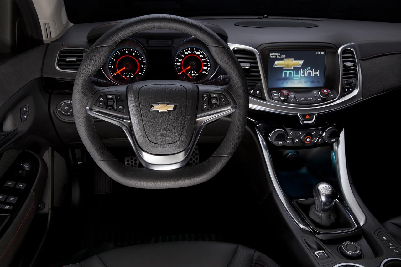 Hot 2015 Chevy SS lets you shift for yourself | Autos | Dallas News