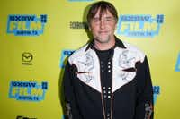 """Richard Linklater, who directed the 2011 film """"Bernie,"""" appeared at the Paramount Theatre during South By Southwest on March 11 in Austin. (Rich Fury/Invision)"""
