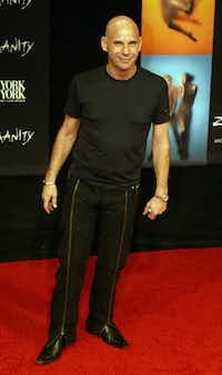 Founder of Cirque du Soleil Guy Laliberte.