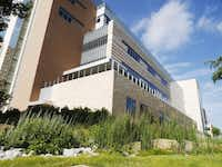 The $41 million UT-Arlington has received from the Permanent University Fund since 2009 helped build a new engineering research complex.Ron Baselice - Staff Photographer